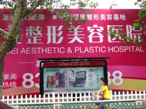 """Please tell me...what exactly is a aesthetic & plastic hospital?"""