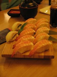 shrimp shrimp shrimp shrimp fish fish!